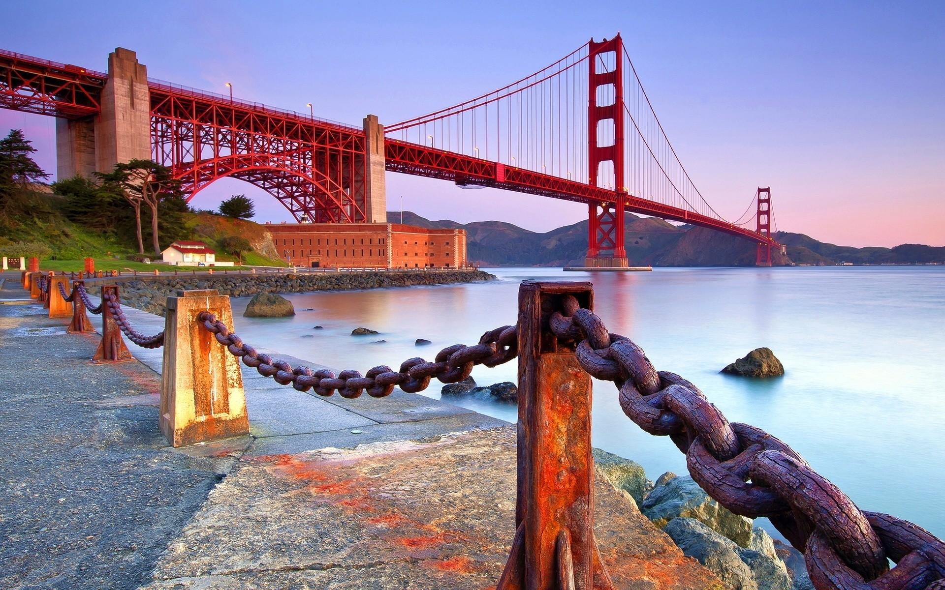 Golden Gate Bridge San Francisco Android Wallpapers