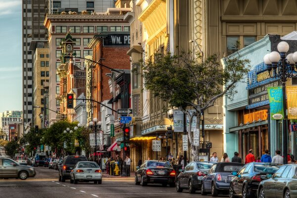 Gaslamp 5th Avenue