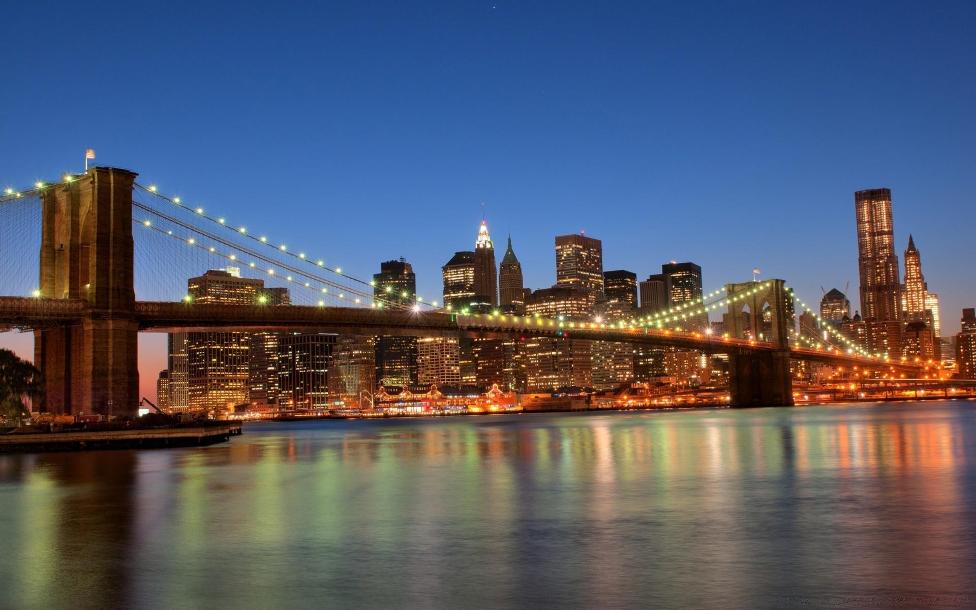 Brooklyn Bridge Usa Phone Wallpapers