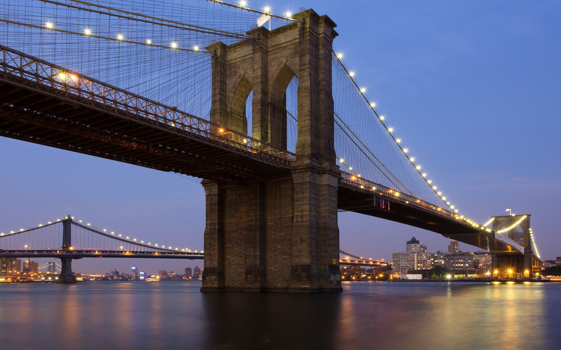 The Brooklyn Bridge Android Wallpapers For Free