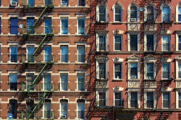 Bricks and Fire Escapes