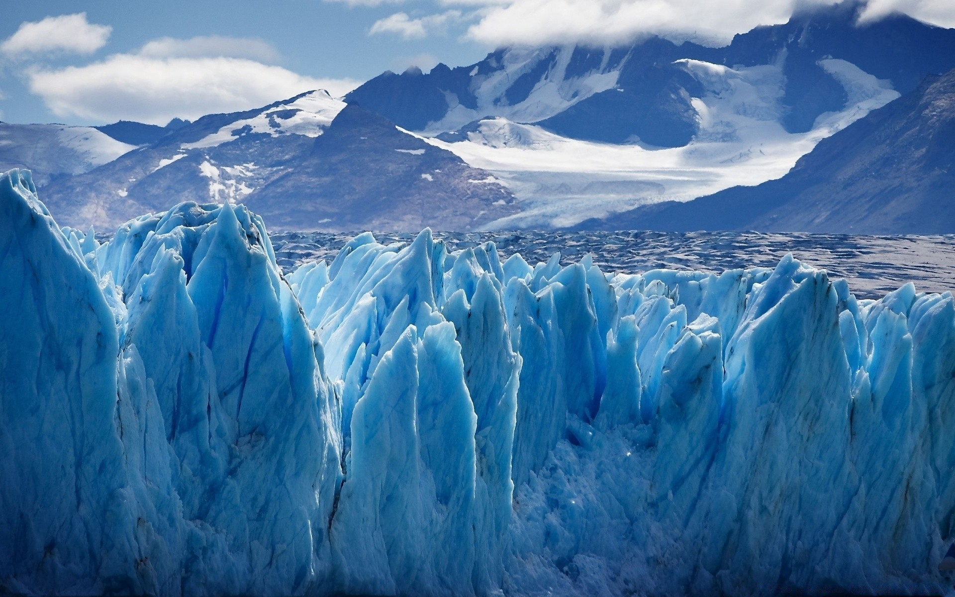 Glacier Ice Android Wallpapers