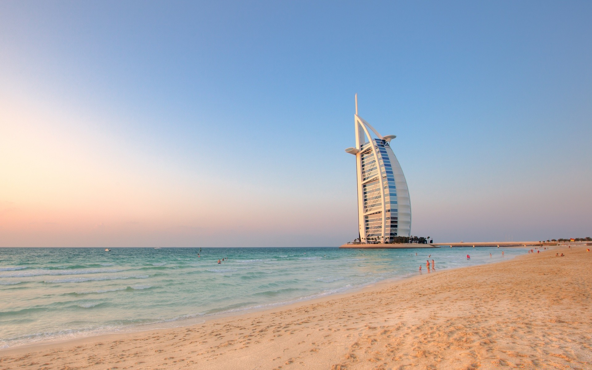 Burj Al Arab Hotel Dubai Android Wallpapers