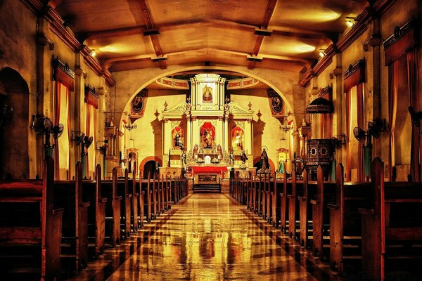 St. James the Apostle Church in the Philippines
