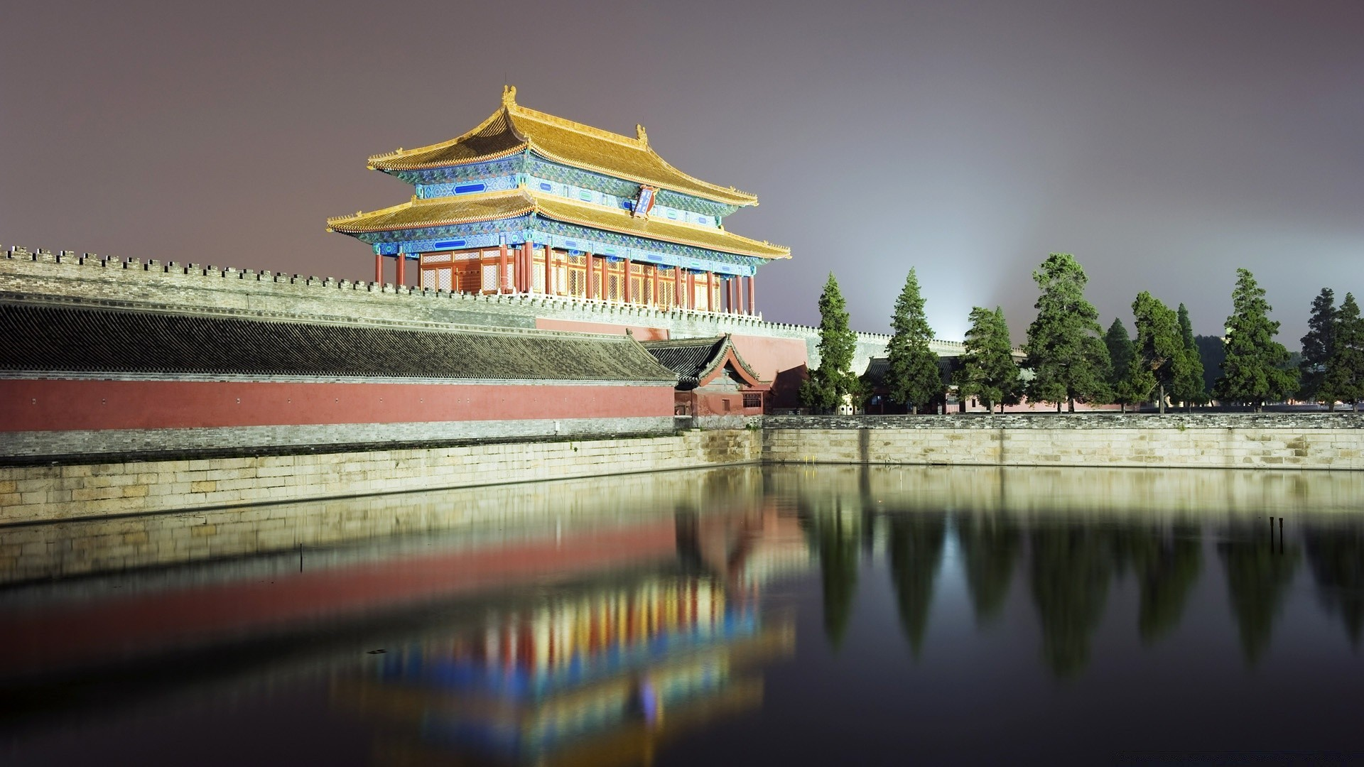 North Gate Of The Forbidden City Beijing China Android Wallpapers For Free