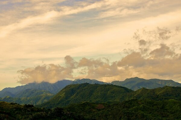 Sierra Madre Mountains, Tanay, Philippines