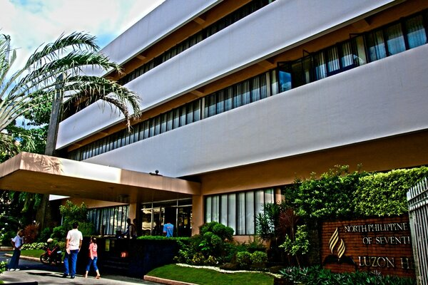 North Philippine Union Conference Adventist HQ
