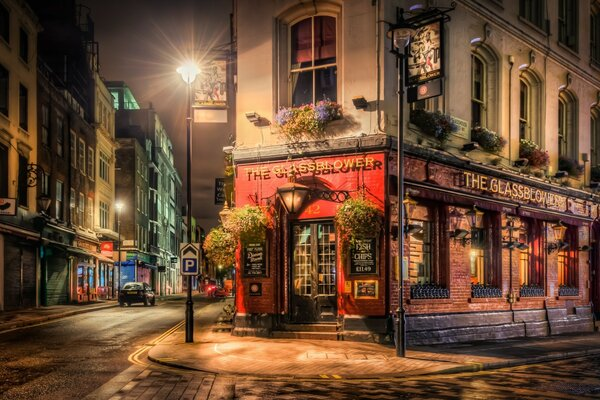Brewer Pub London