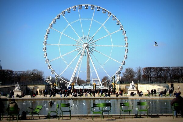 Paris Wheel