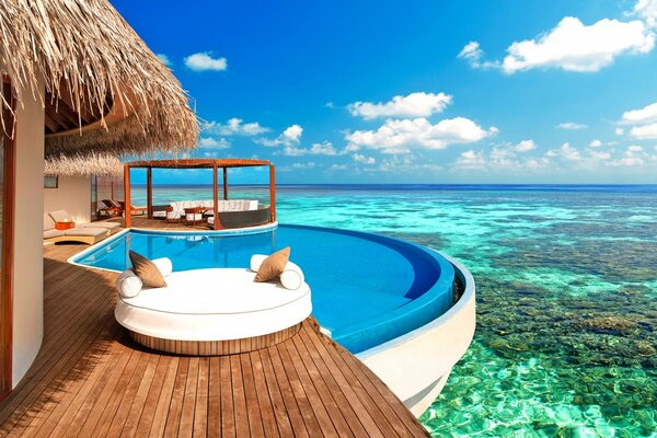 Luxury Water Bungalows Maldives