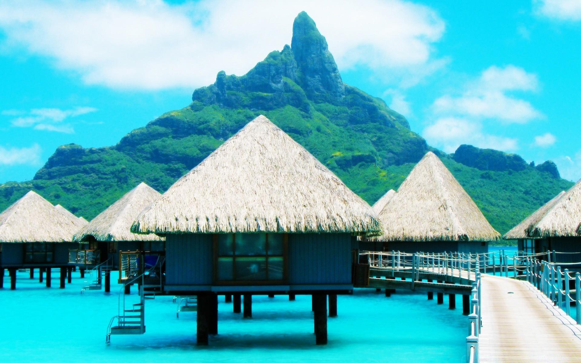 Bora Resort IPhone Wallpapers For Free