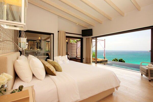 Luxury Resort Room